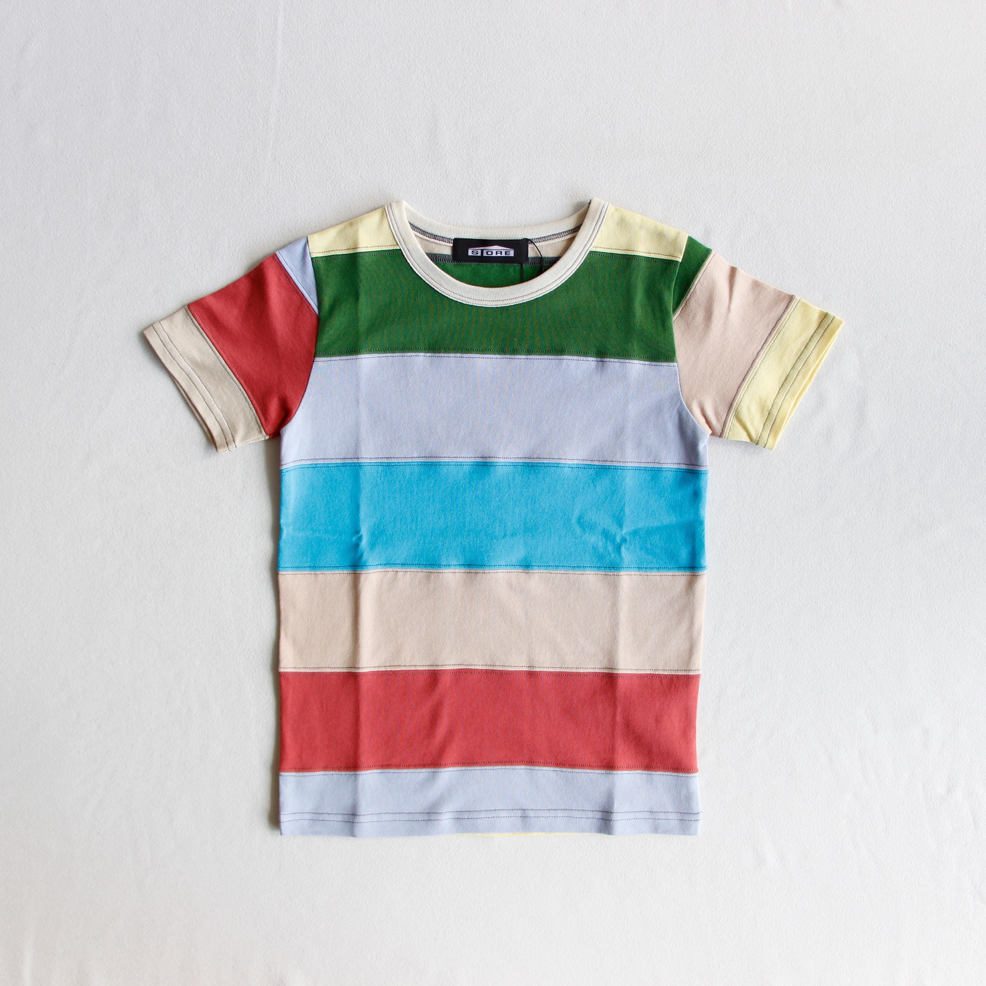《STORE》ボーダーTシャツ / 130cm