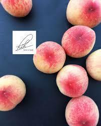 細川さん家の完熟桃