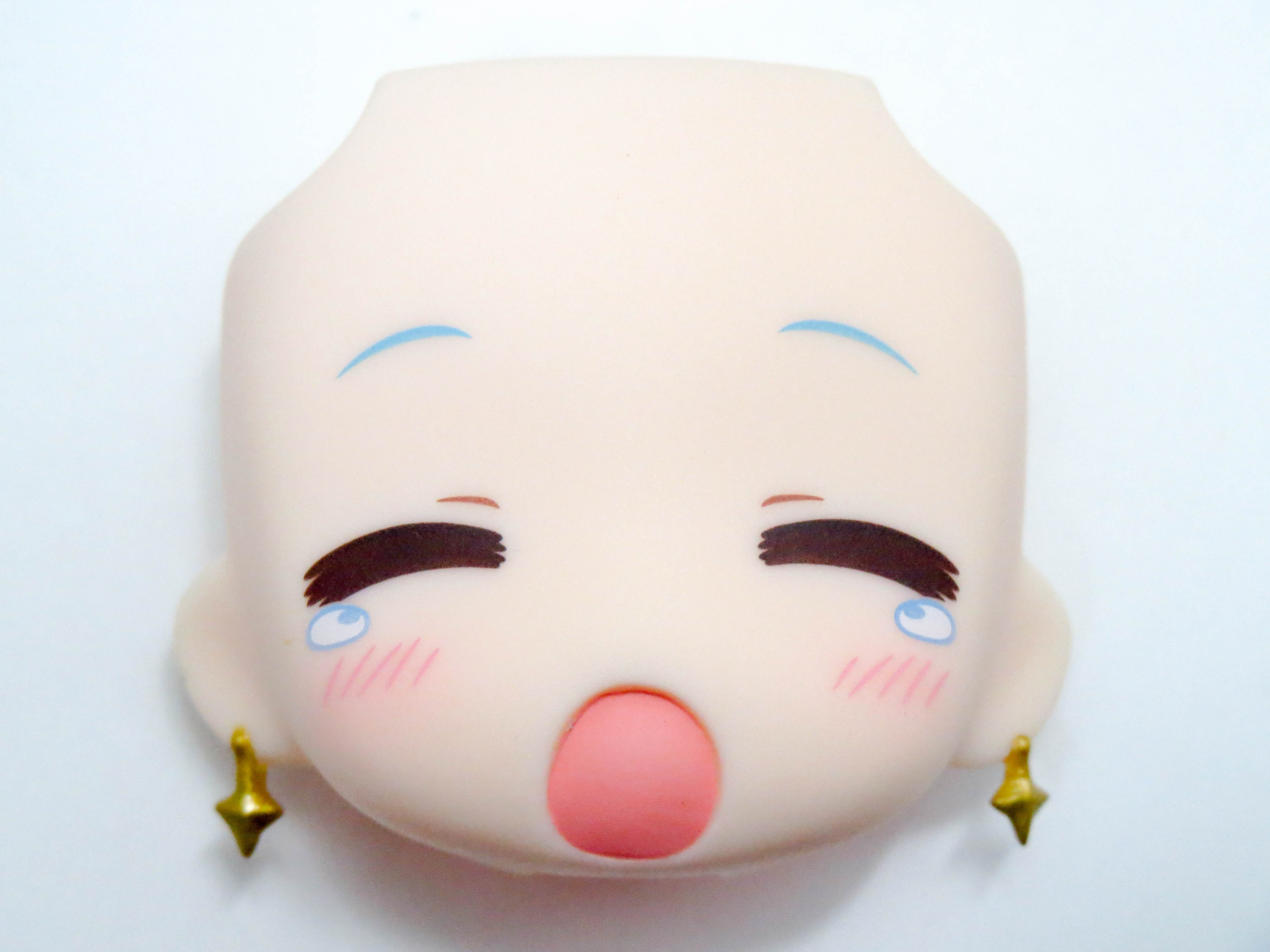 再入荷【701】 雪ミク Twinkle Snow Ver. 顔パーツ おねむ顔 ねんどろいど