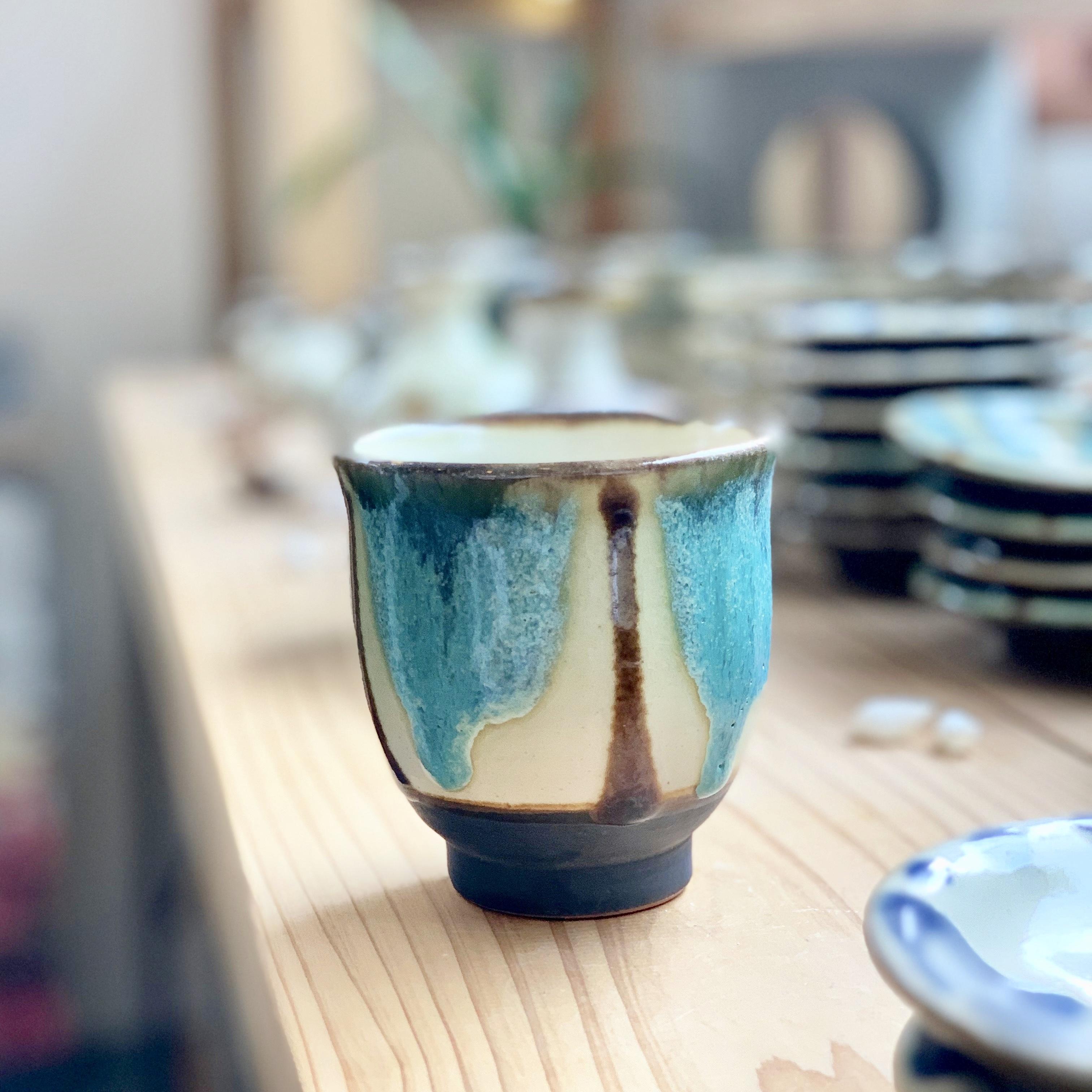 『ノモ陶器製作所』湯呑  ノモ陶器製作所