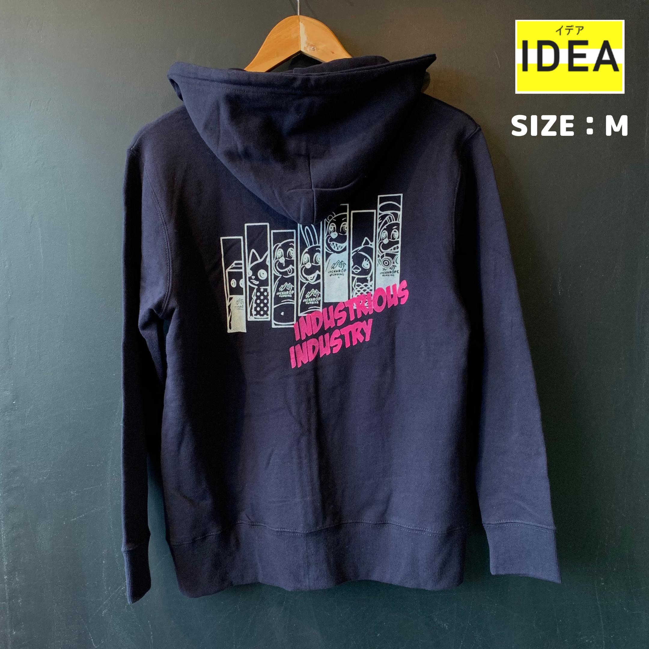 【IDEA】ANIMALs Zip(Mサイズ)