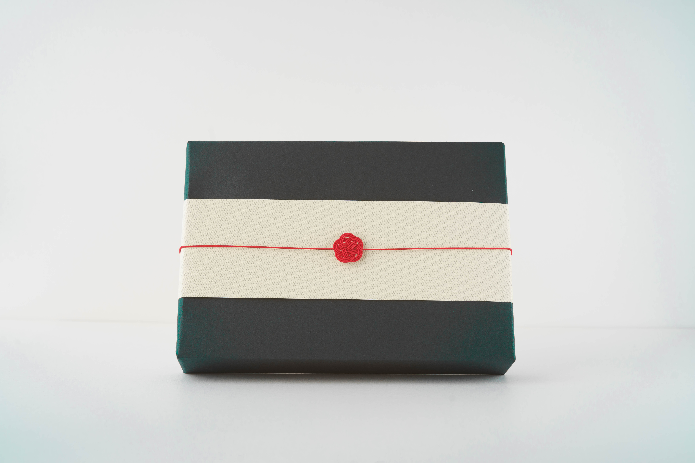 深蒸し茶 ギフトボックス 〈Red〉