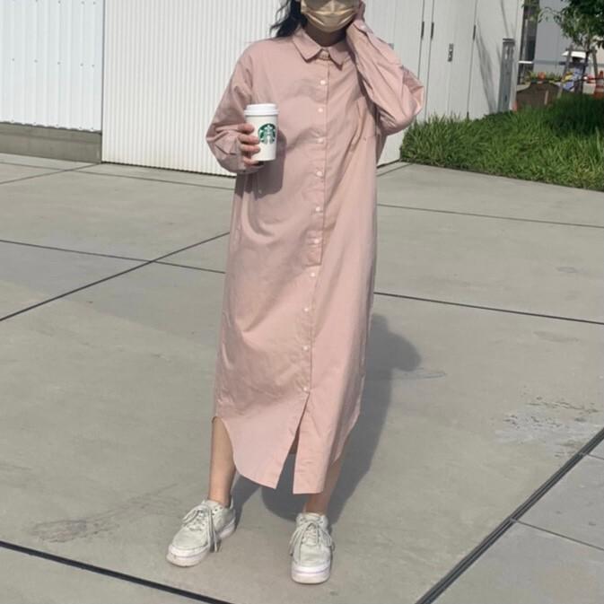 DAYNYC casual op(pink)