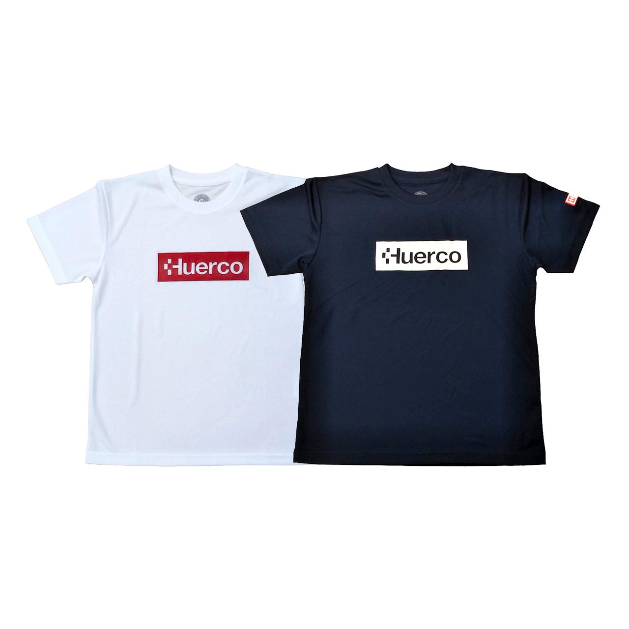 フエルコロゴドライTシャツ