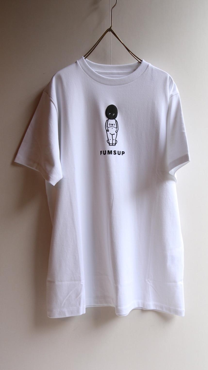OLDMAN'S TAILOR/オールドマンズテーラー  FUMSUP Tシャツ #OMT-SS198 メンズ【お問い合わせ商品】