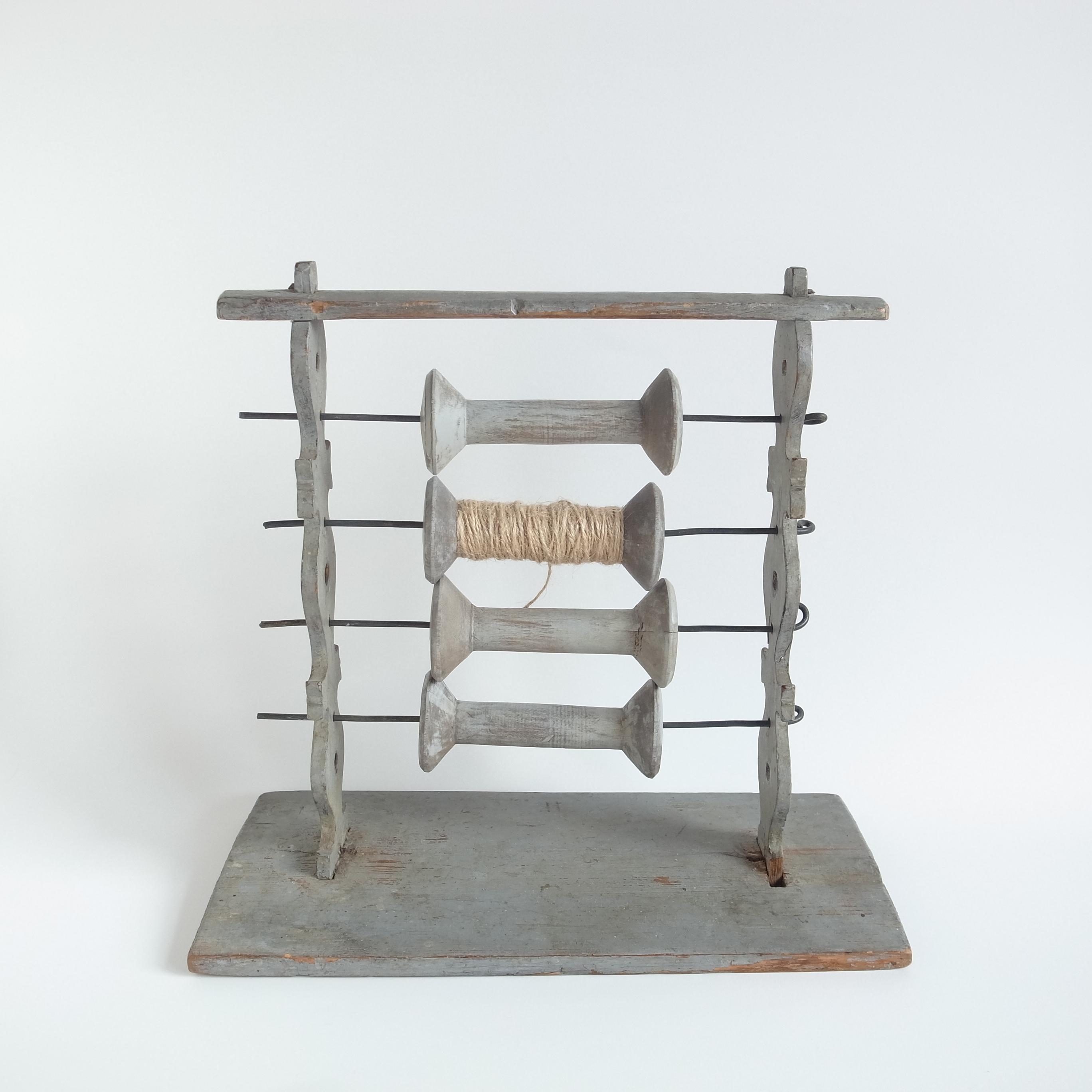 19世紀 糸巻き