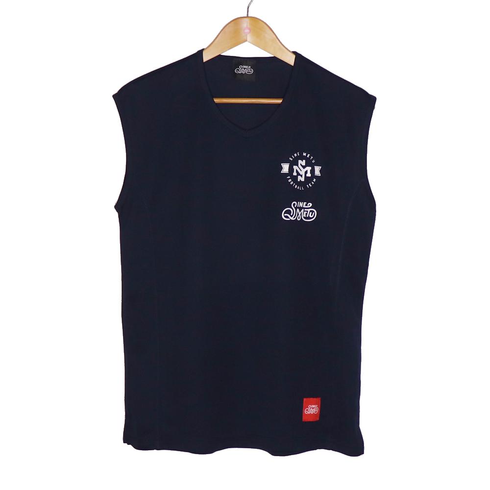 トレーニングノースリーブシャツ / ネイビー | SINE METU
