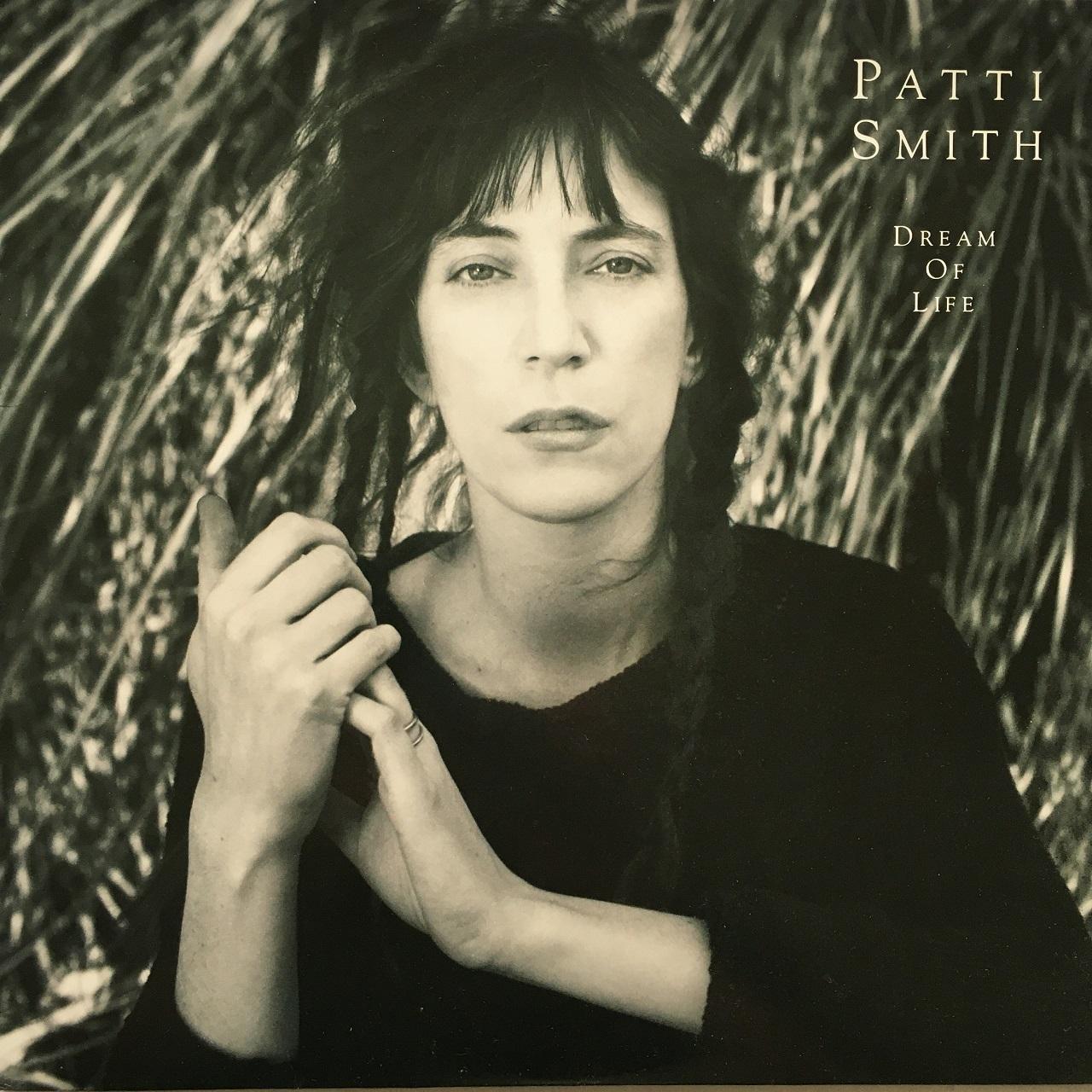 【LP・独盤】Patti Smith / Dream Of Life