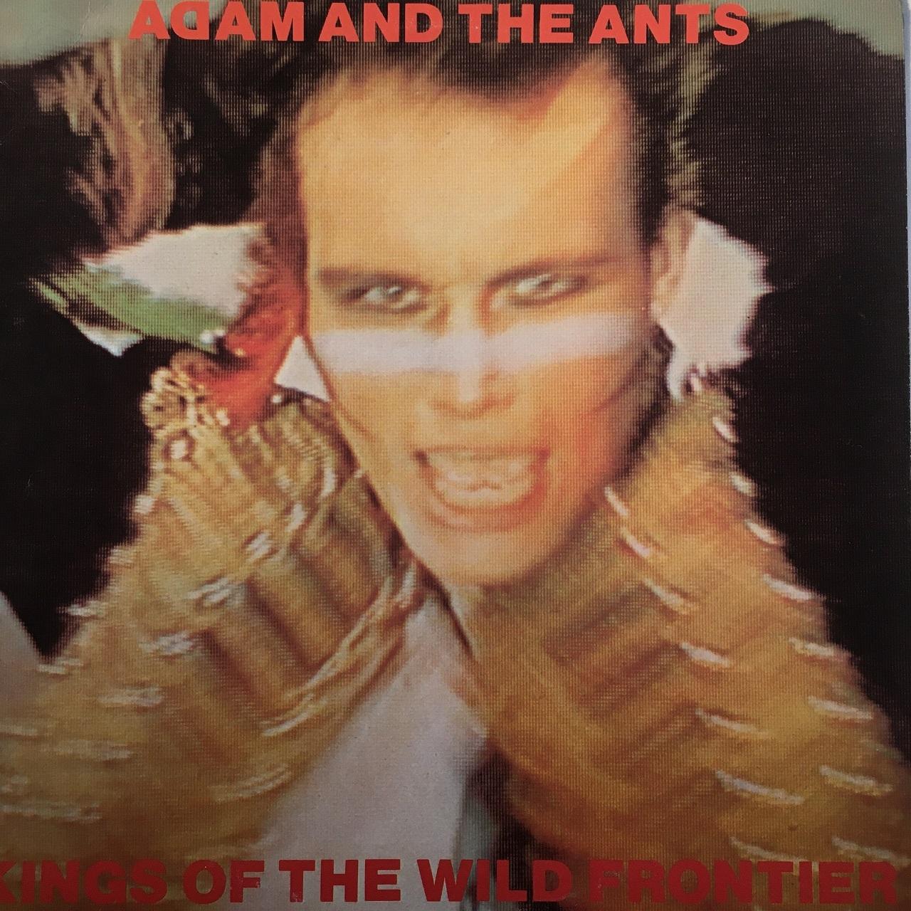 【LP・米盤】Adam & The Ants / Kings of The Wild Frontier