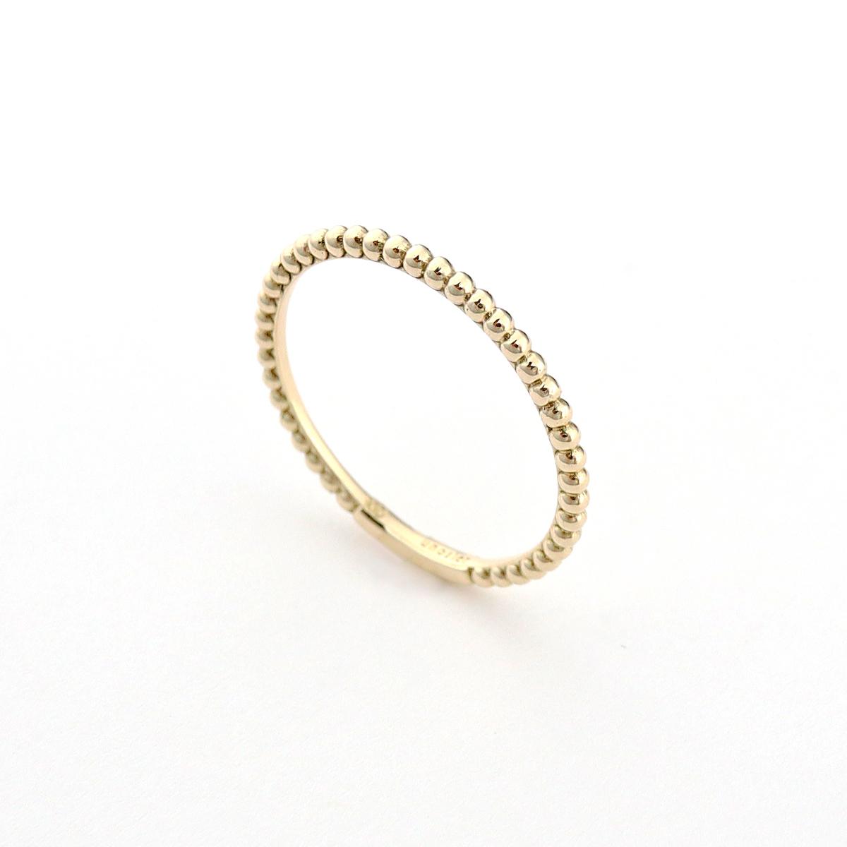 pinky ring milgrain