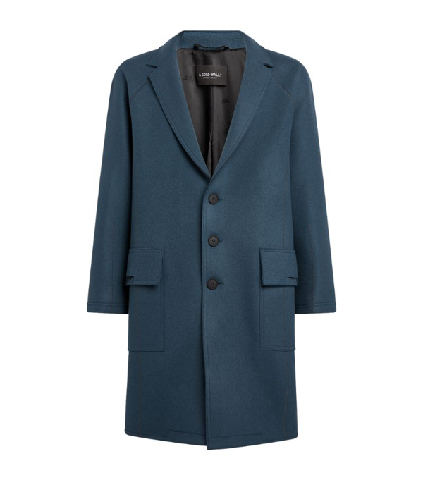 A-COLD-WALL* / HEAVYWEIGHT OVERCOAT
