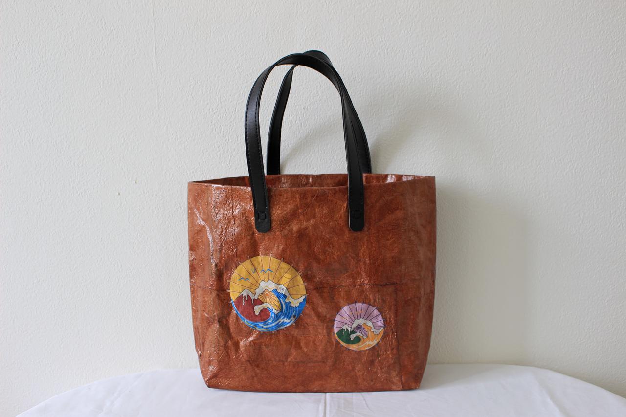 カジュアルトートバッグM <Washi Casual Tote Bag size M>