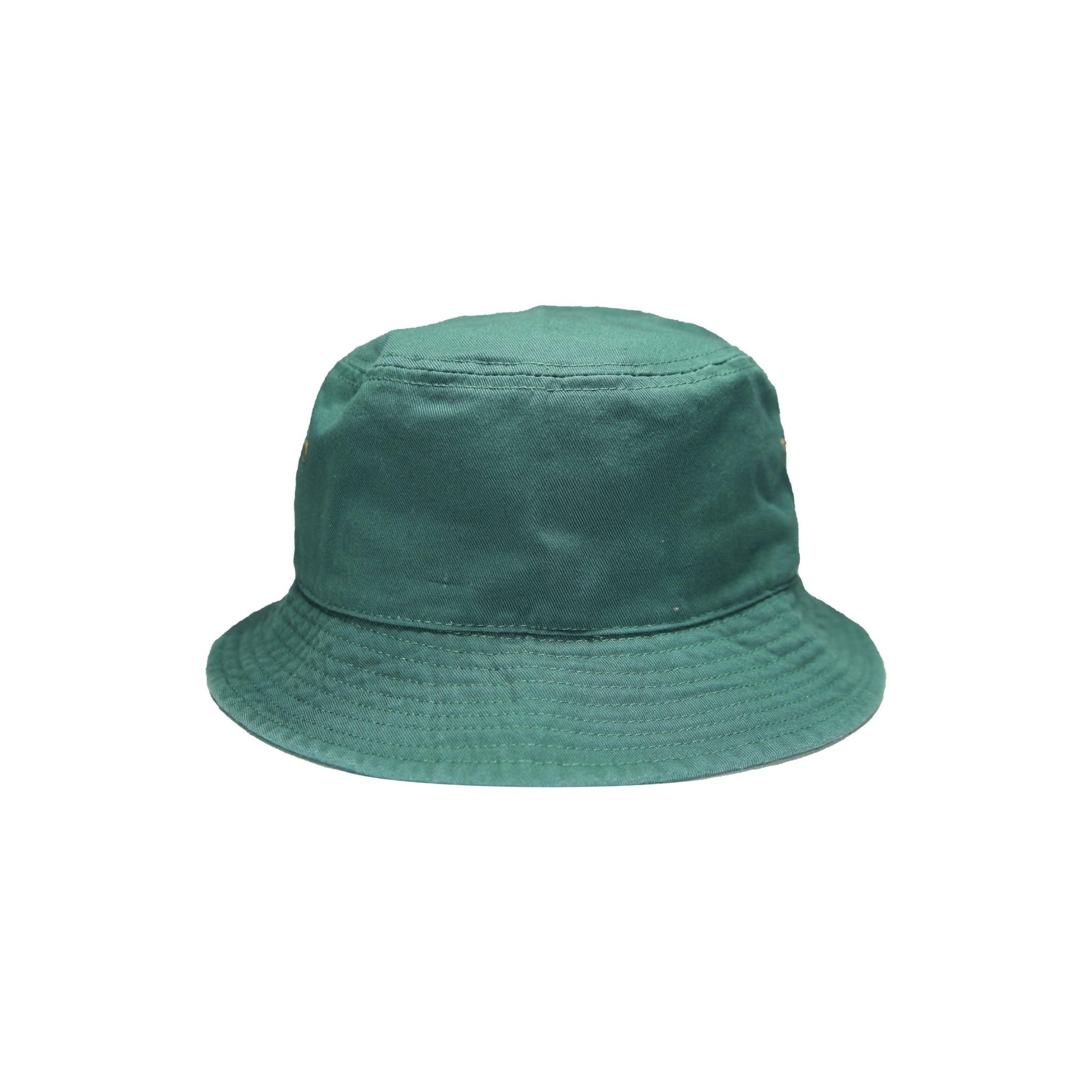 BW BUCKET HAT [GREEN]