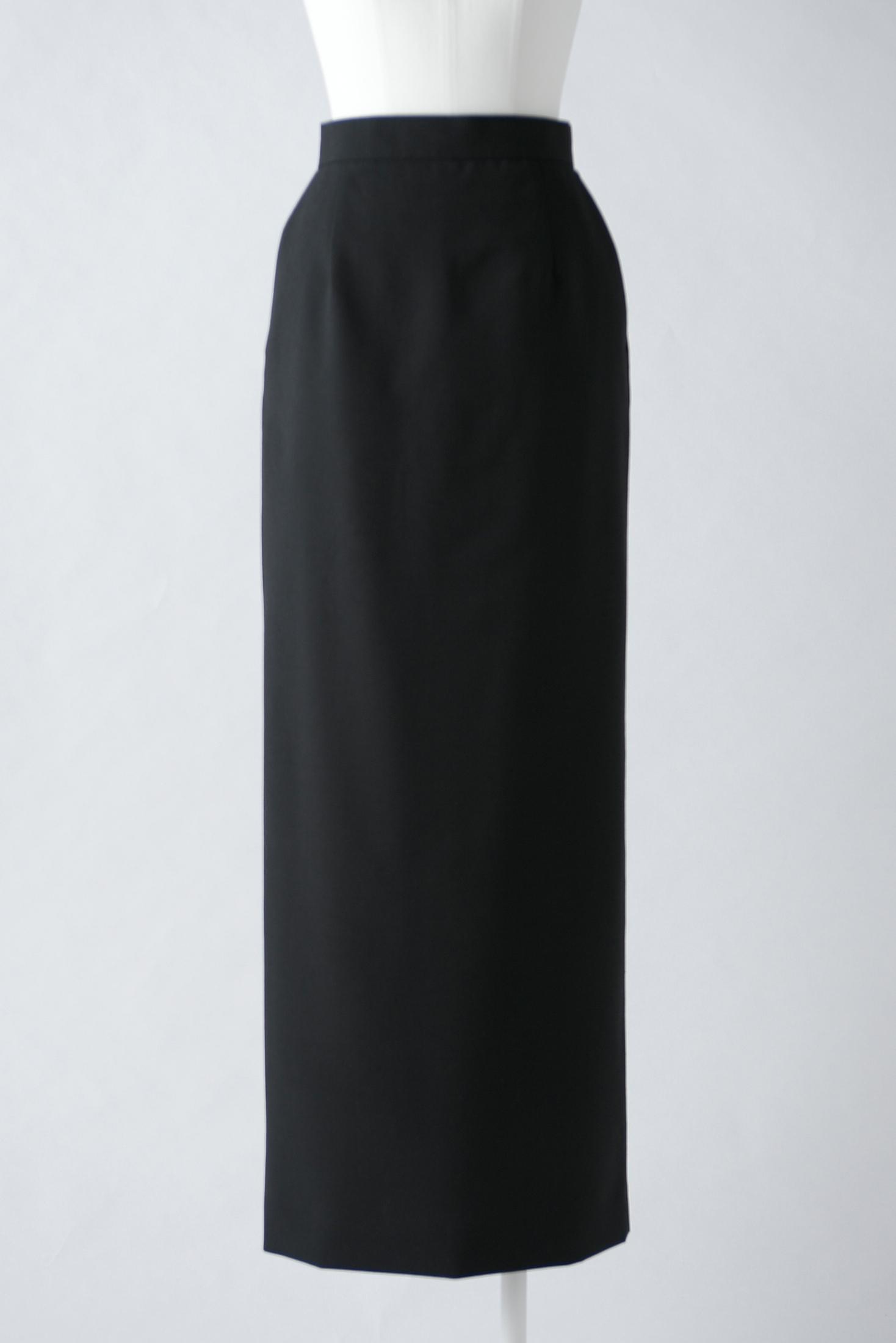 【ENFOLD】ハイツイストウエーブ ロングスカート
