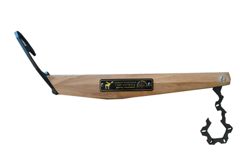 Lantern hanger Lloyd wood ランタンハンガーロイド ウッド CAMPOOPARTS&gravity-equipmentコラボ キャンプ オーパーツ