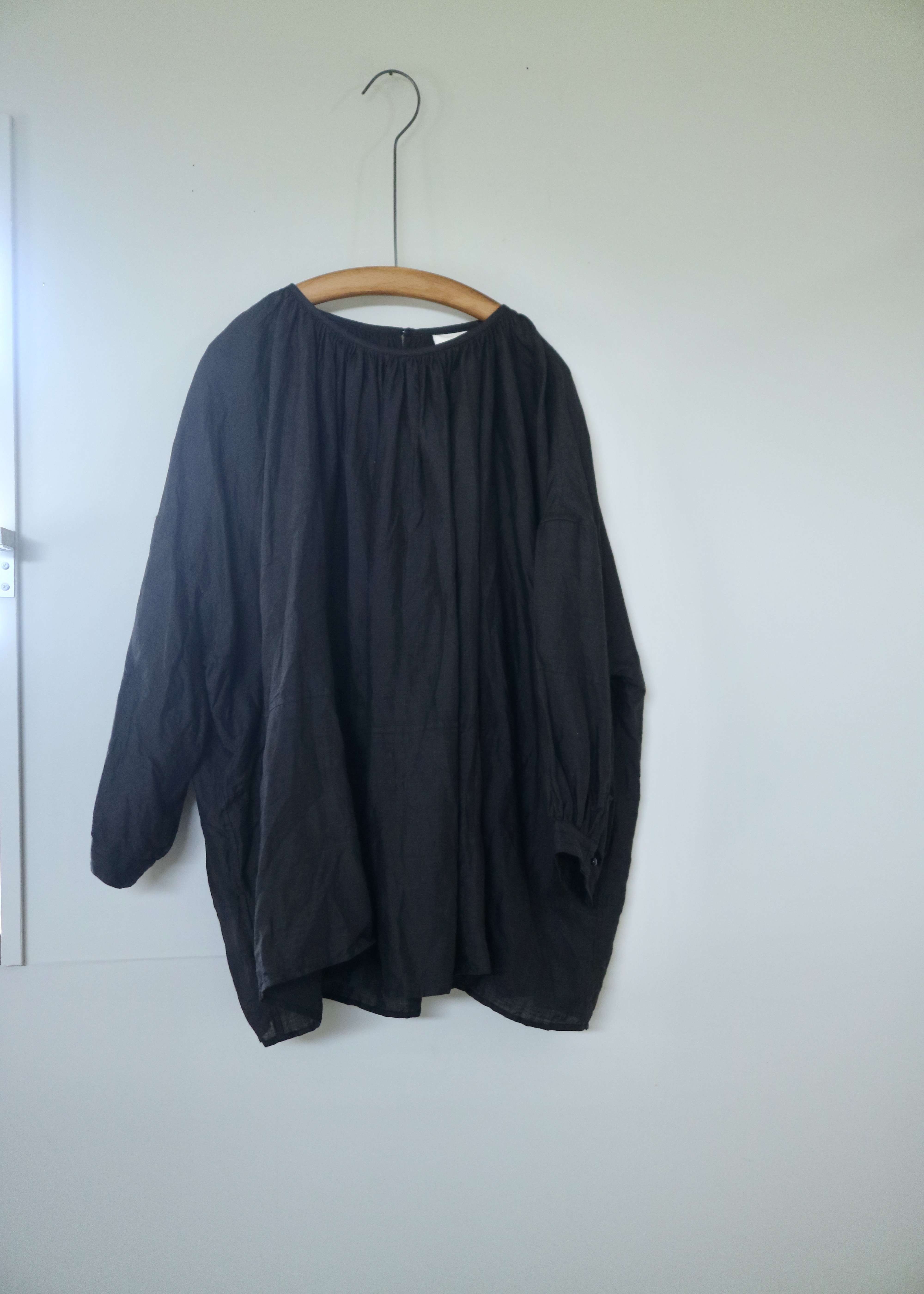 switch gather blouse