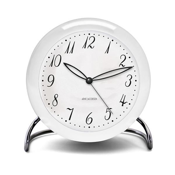 Arne Jacobsen(アルネ ヤコブセン) LK Table Clock(エルケーテーブルクロック)