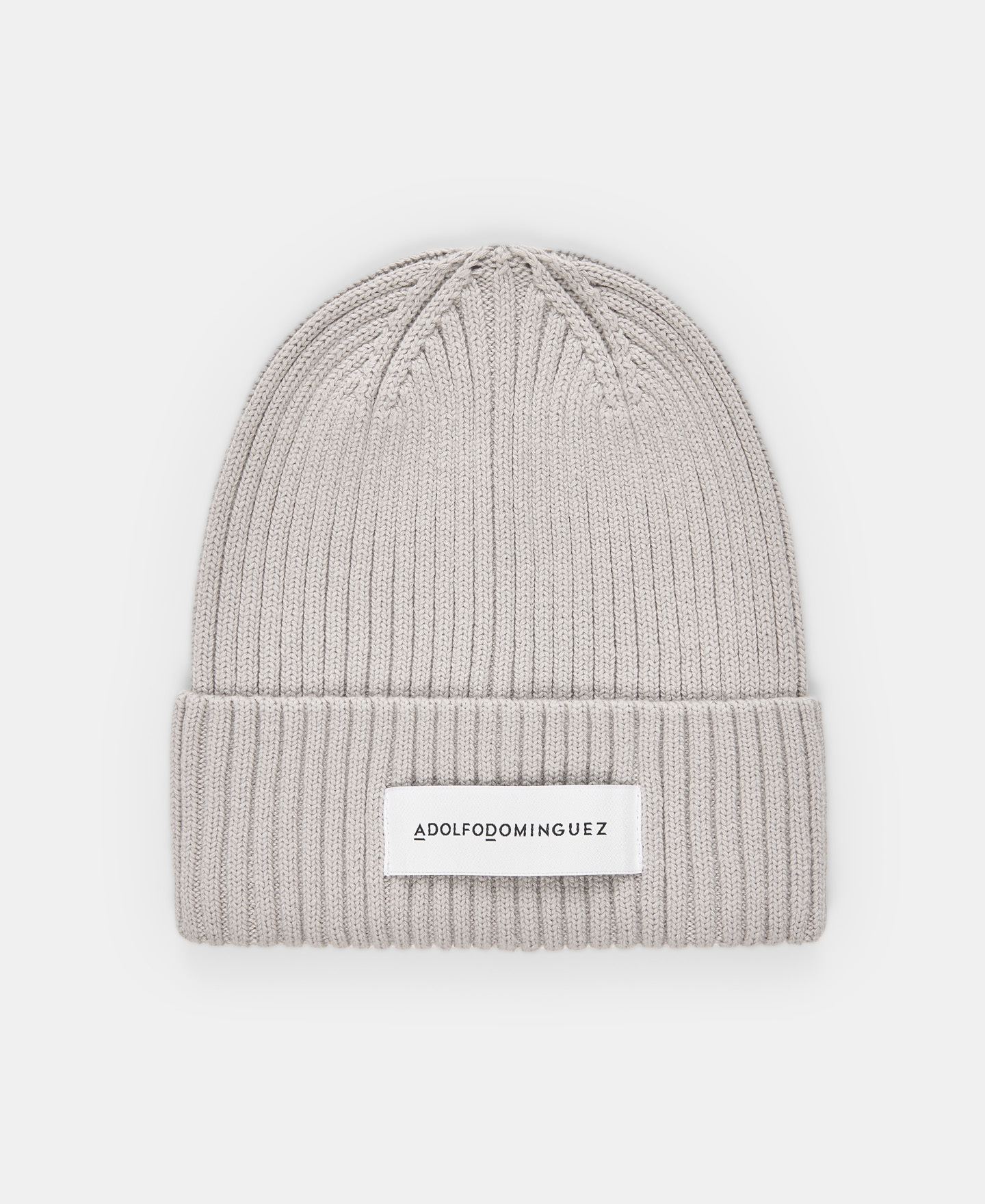 COTTON RIBBED HAT [145011206311]
