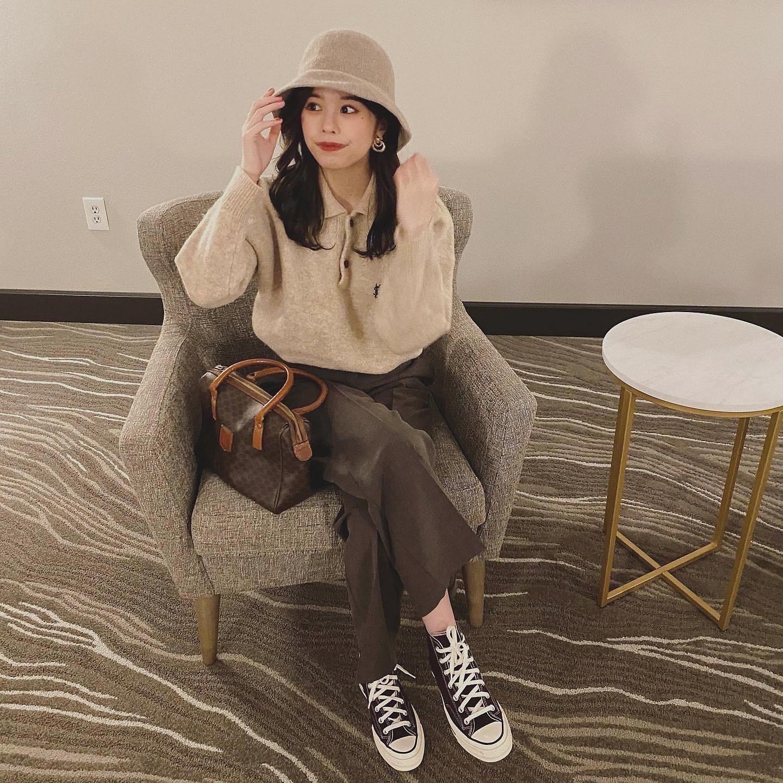 DAYNYC wool bucket hat