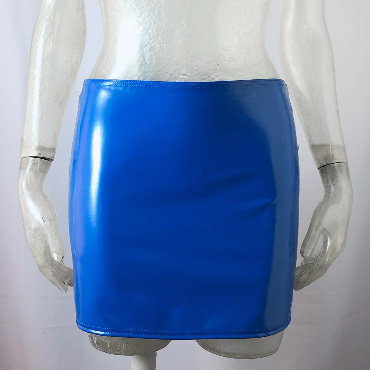 PATRICE CATANZARO PVCミニスカート(アウトレット)