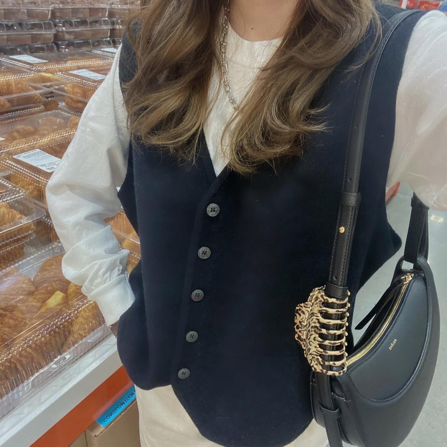 DAYNYC hershey vest