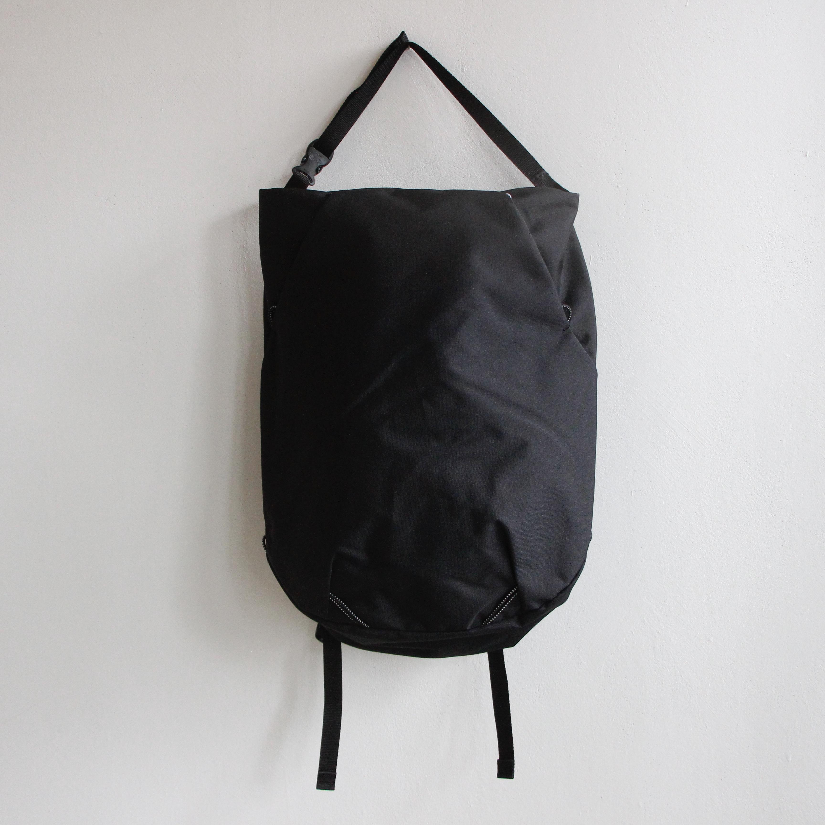 《MOUNTEN. 2021AW》new 2way daypack 18L / black