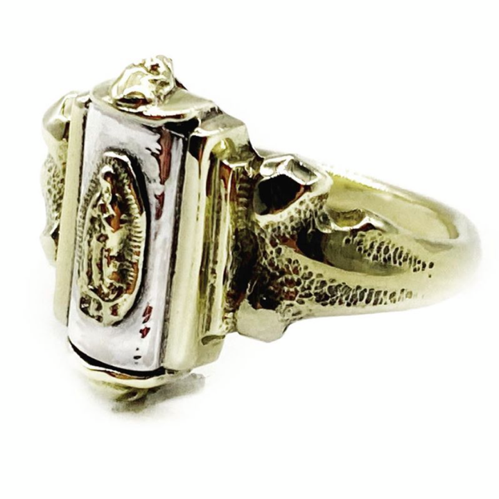 SILLY ESSENCE / FLORENCE RING : BRASS