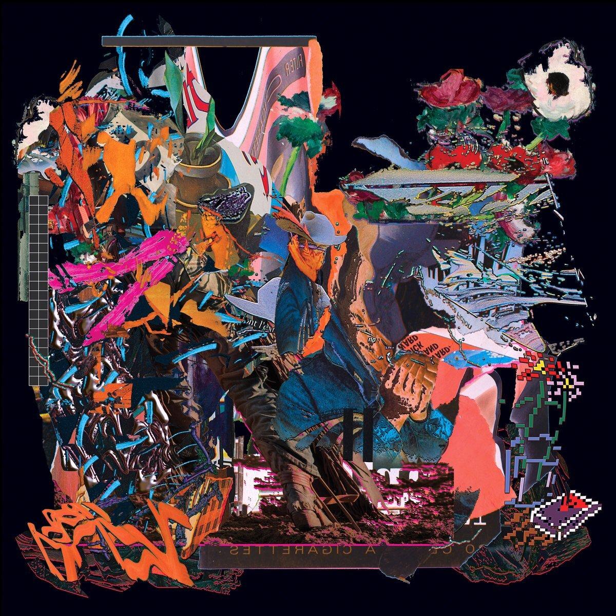 "black midi - John L / Despair (12"")"