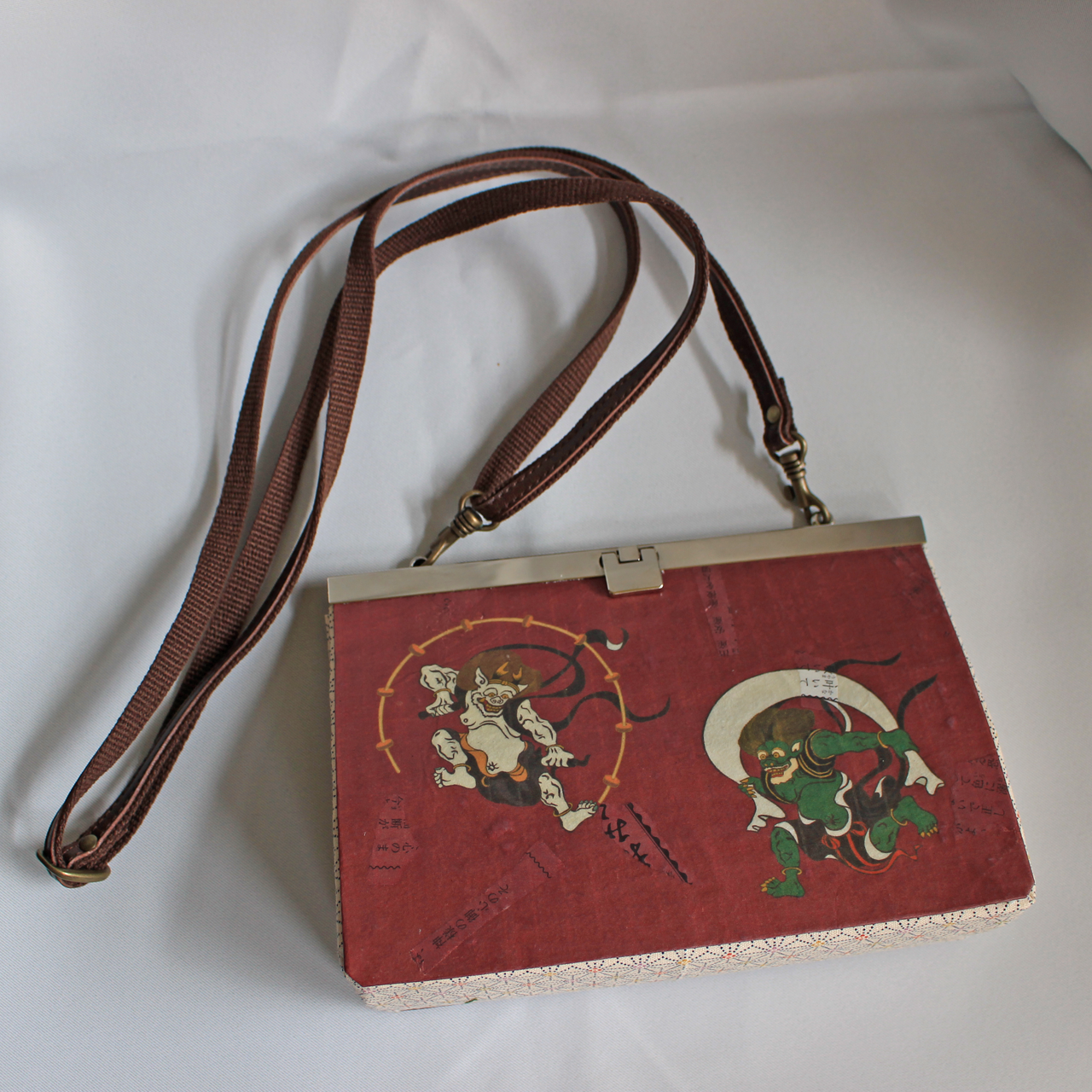 ハンドバッグ(ショルダータイプ)⑥ <Washi Hand bag  Shoulder type⑥>