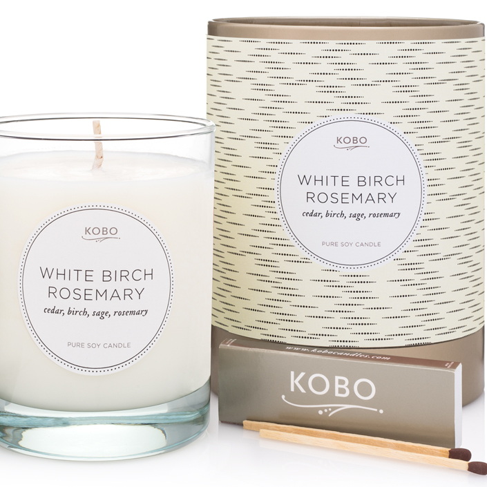 WHITE BIRCH ROSEMARY - COTERIE COLLECTION