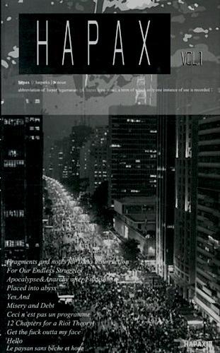 HAPAX Vol.1