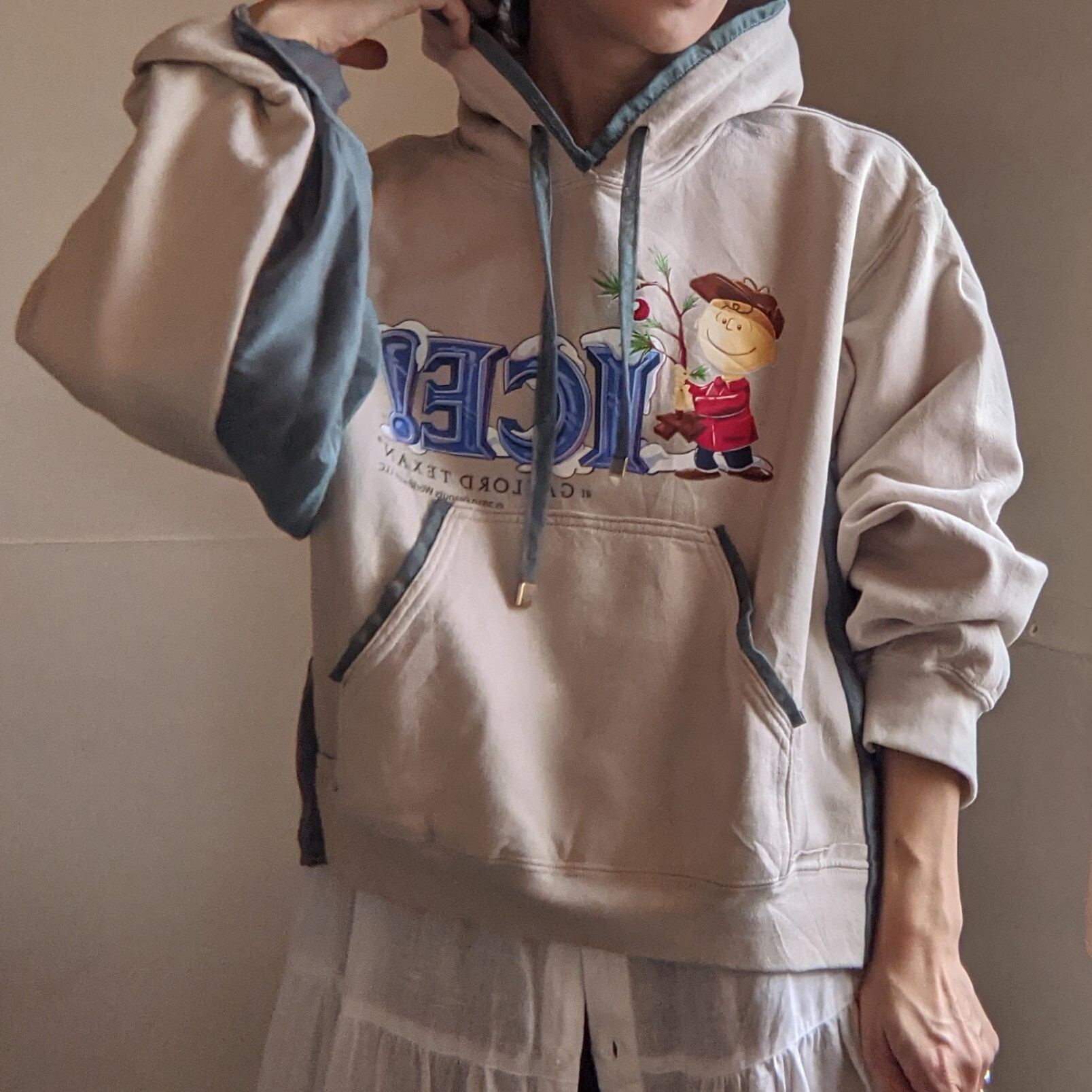 【 REHERSALL 】リハーズオール /  one of a kind series / remake sweat hoodie / リメイクパーカー / 1点物
