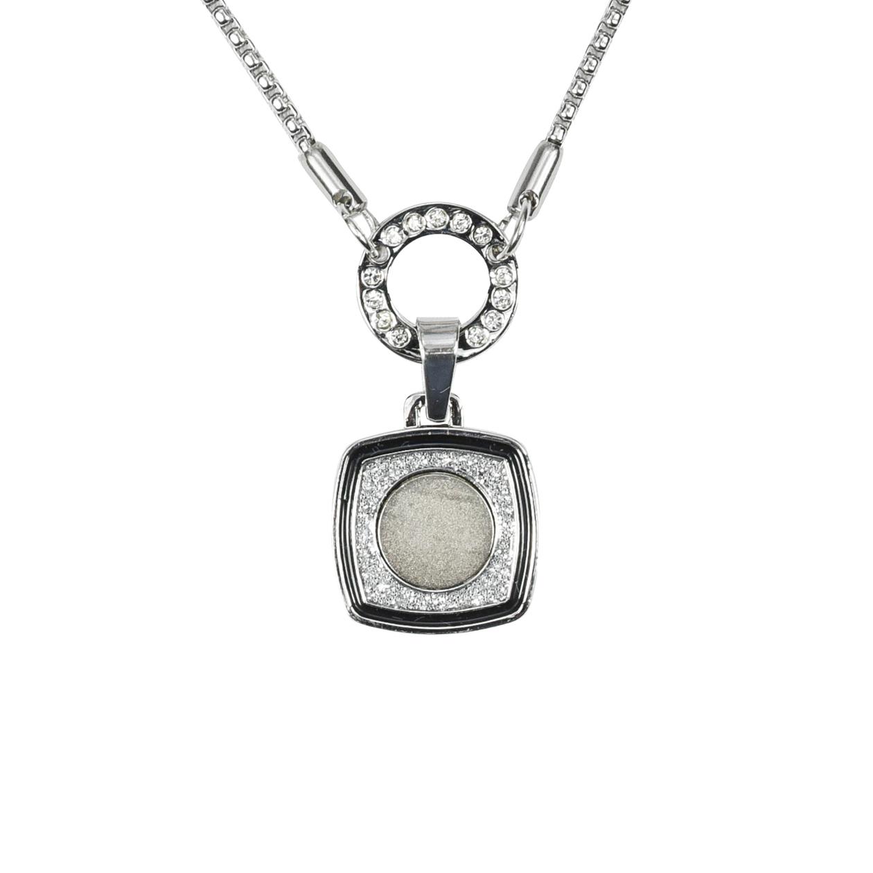 256. Glitzy Magnetic  Allure Necklace