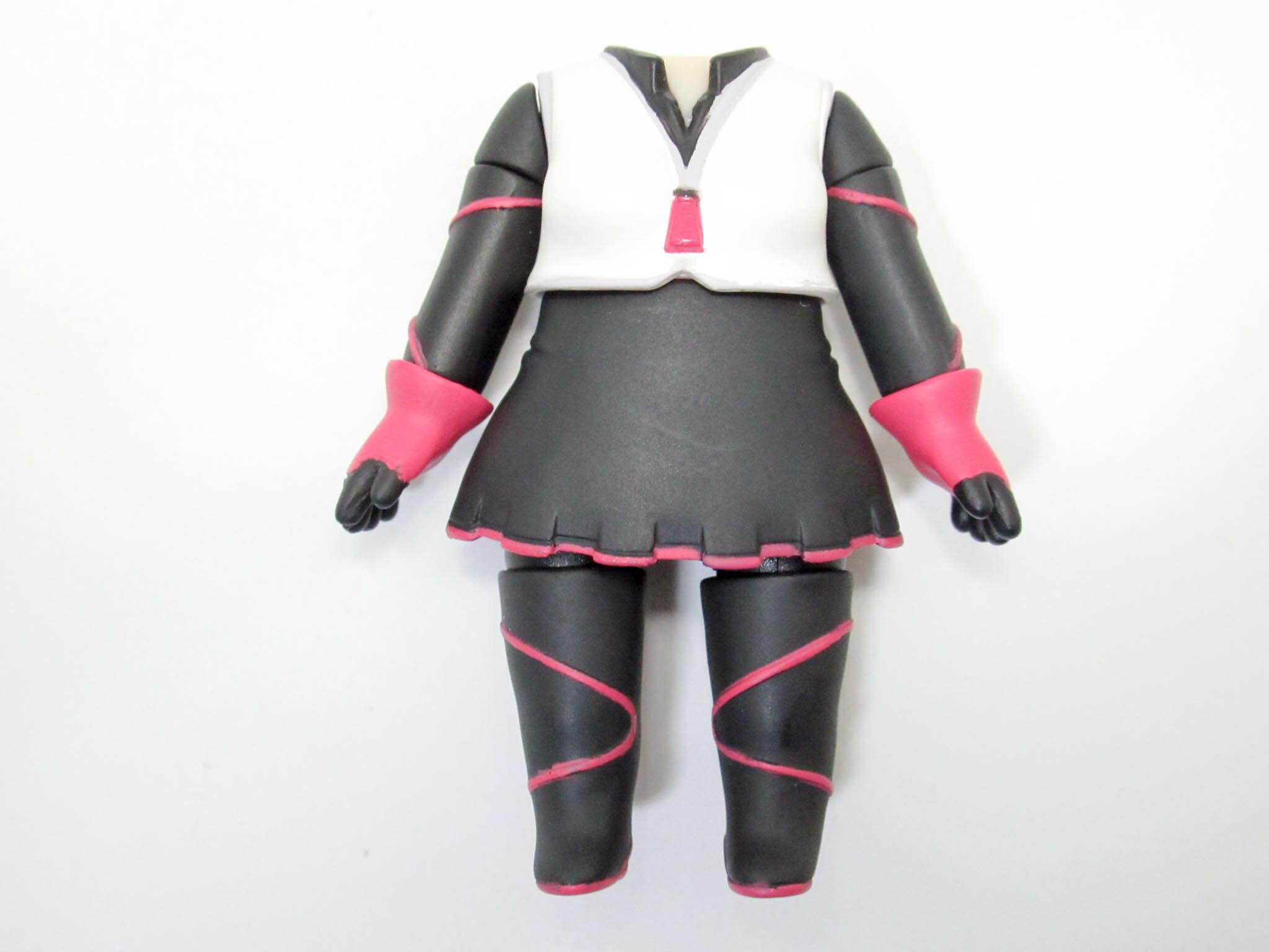 【SALE】【1107】 りん 体パーツ 戦闘服 ねんどろいど