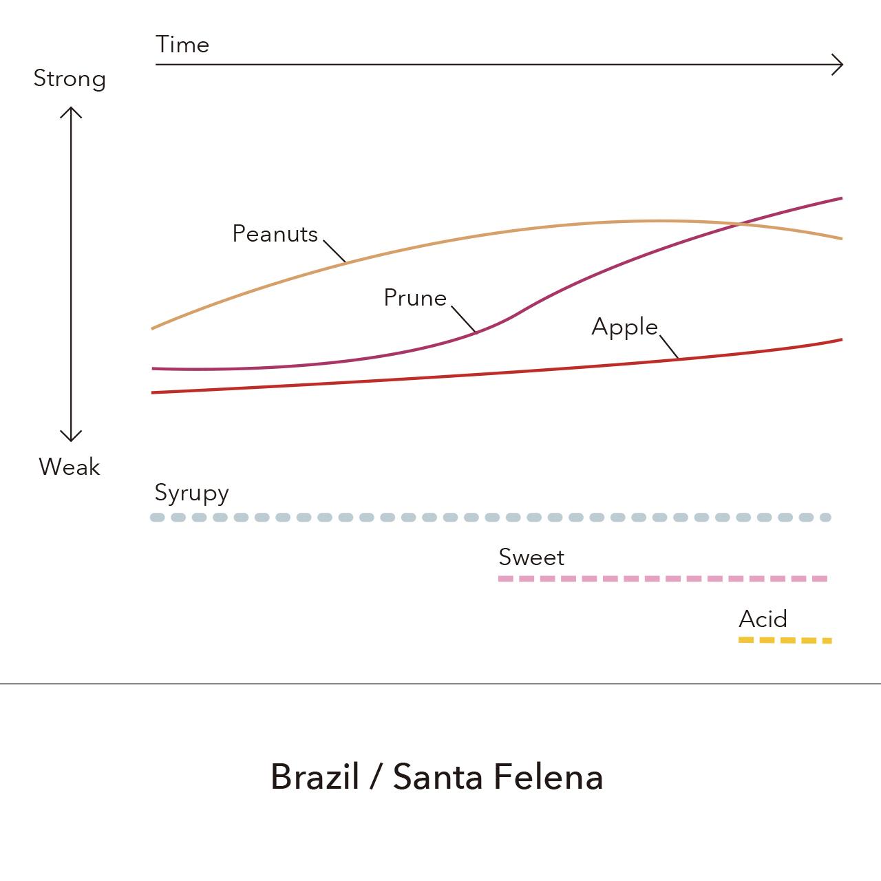 Brazil - Santa Felena / 150g