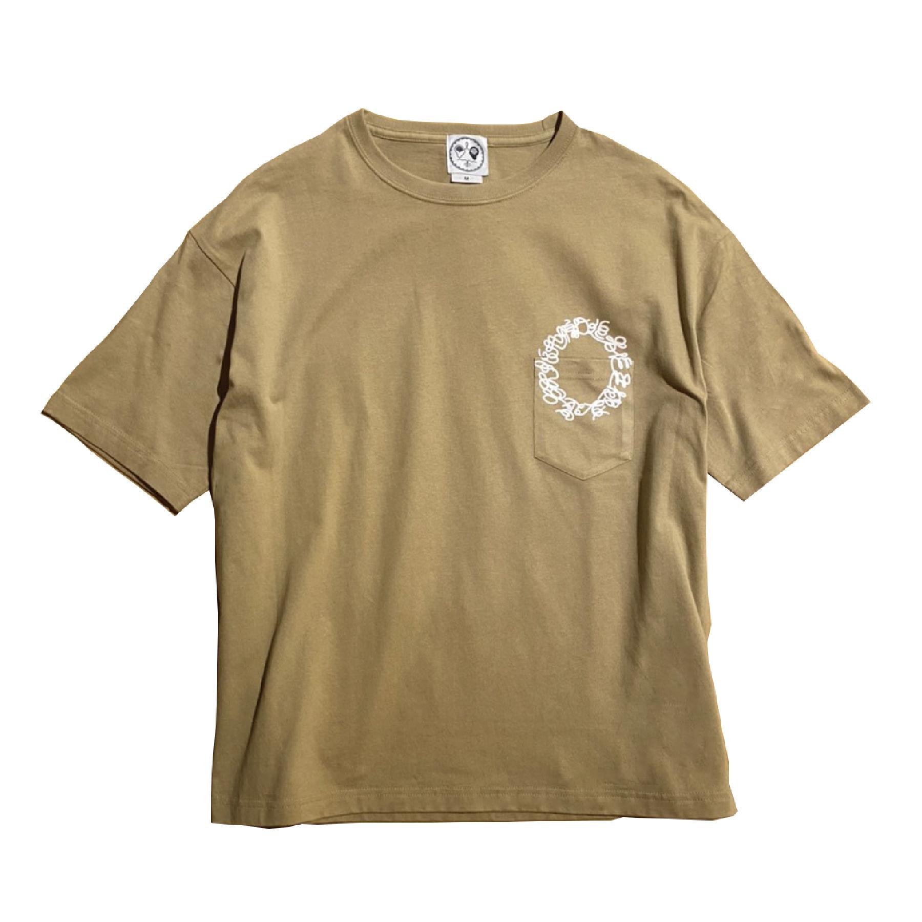 "SATOSHI MURAI × A.N.D.   ""BLESS YOU"" S/S Tshirts"