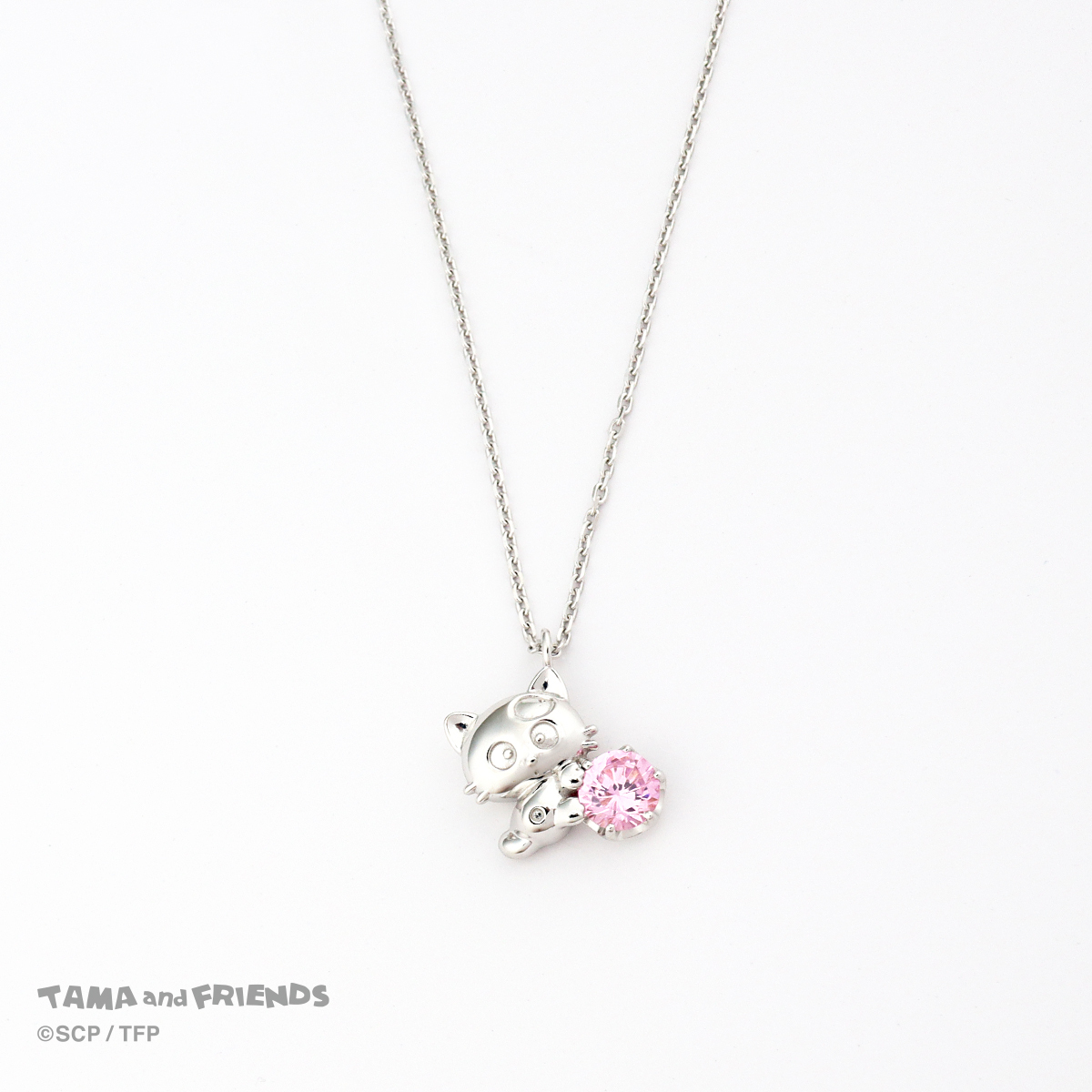 Tama and Friends 12color necklace