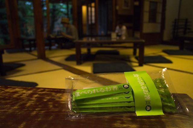 食べられるお箸(畳味) 5膳セット
