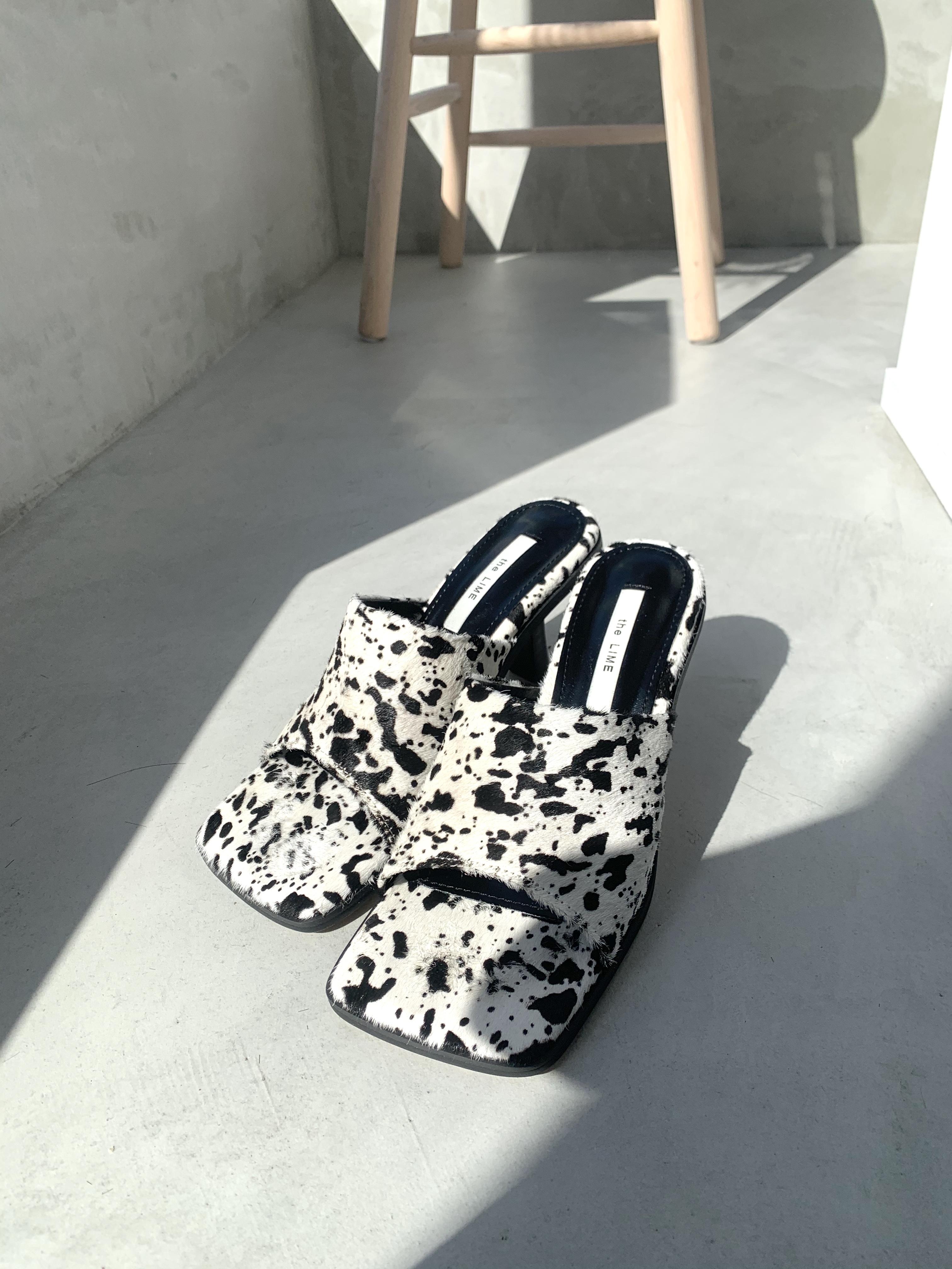basic mule shoes(2/17L-10)