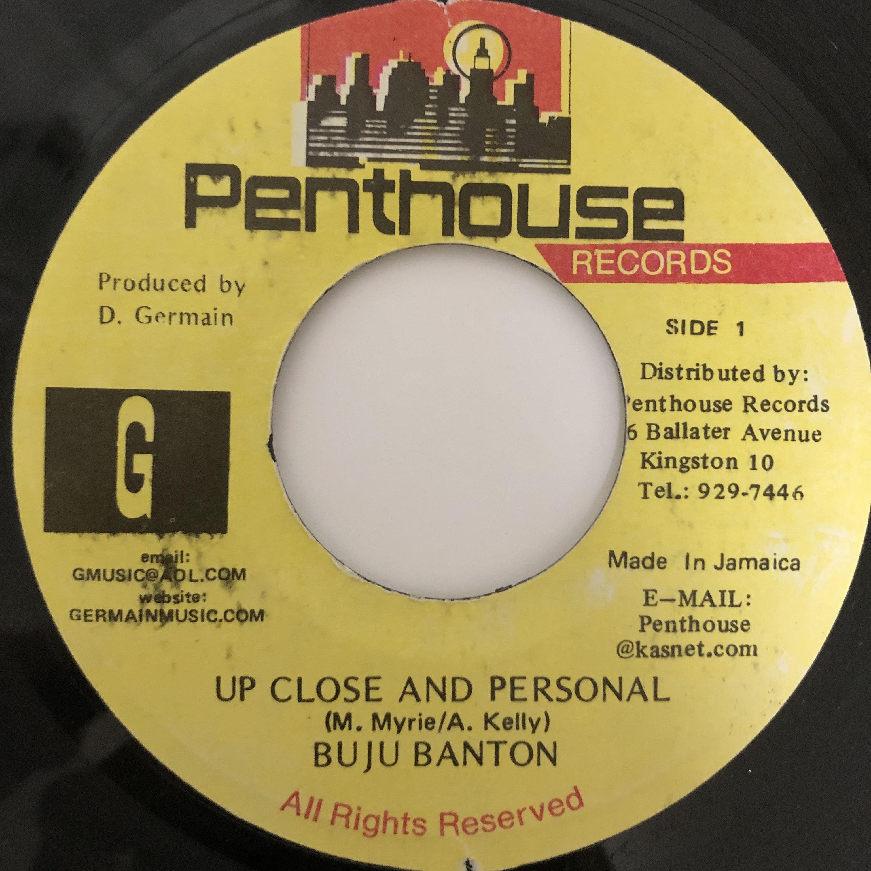 Buju Banton, Carol Gonzales - No Second Class Love【7-20394】