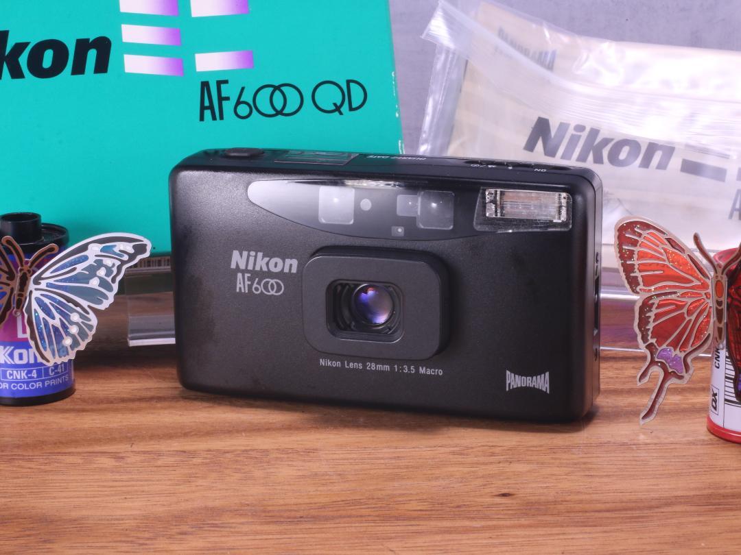 Nikon AF 600 QD