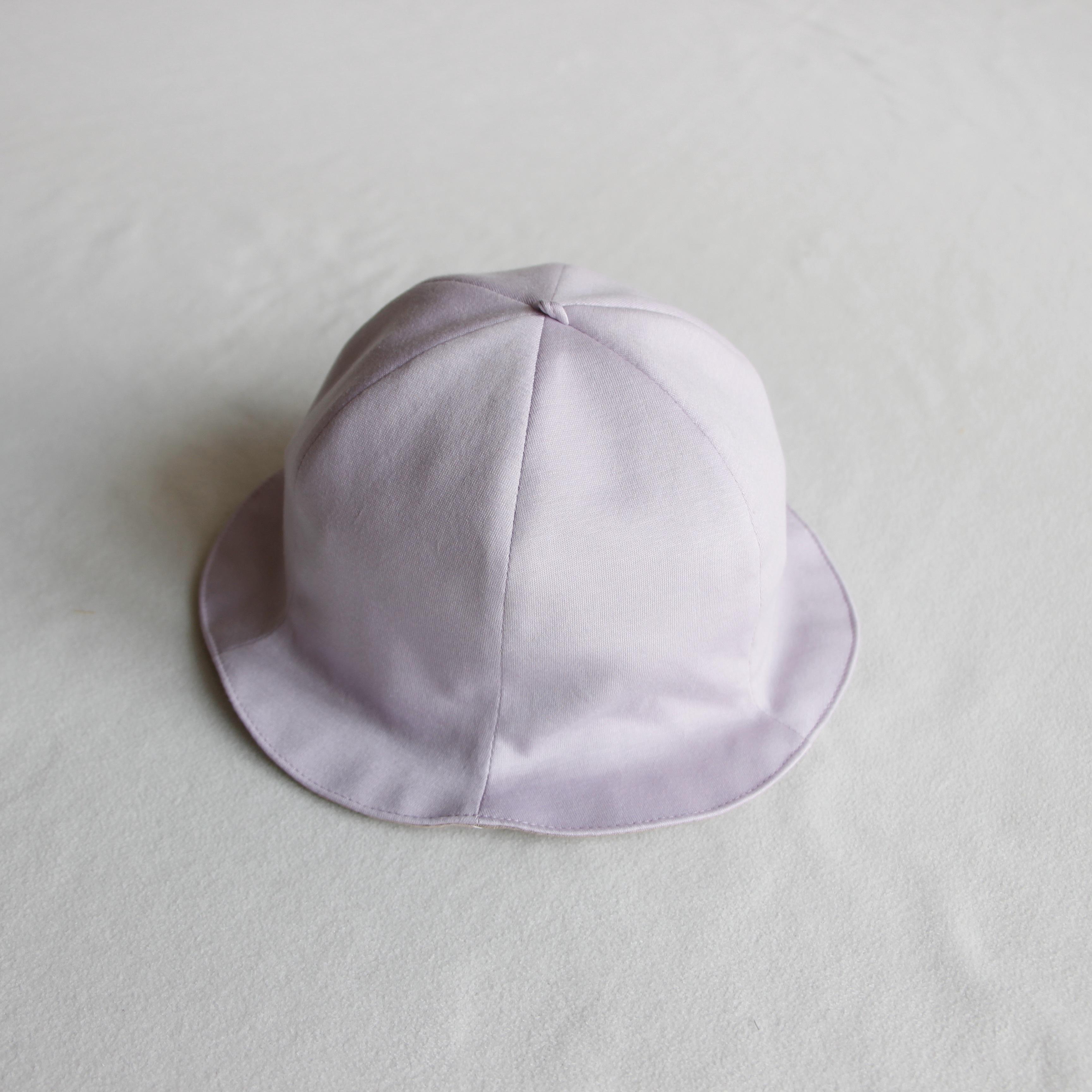 《mimi poupons 2021SS》チューリップハット / lavender / onesize(46-48cm)