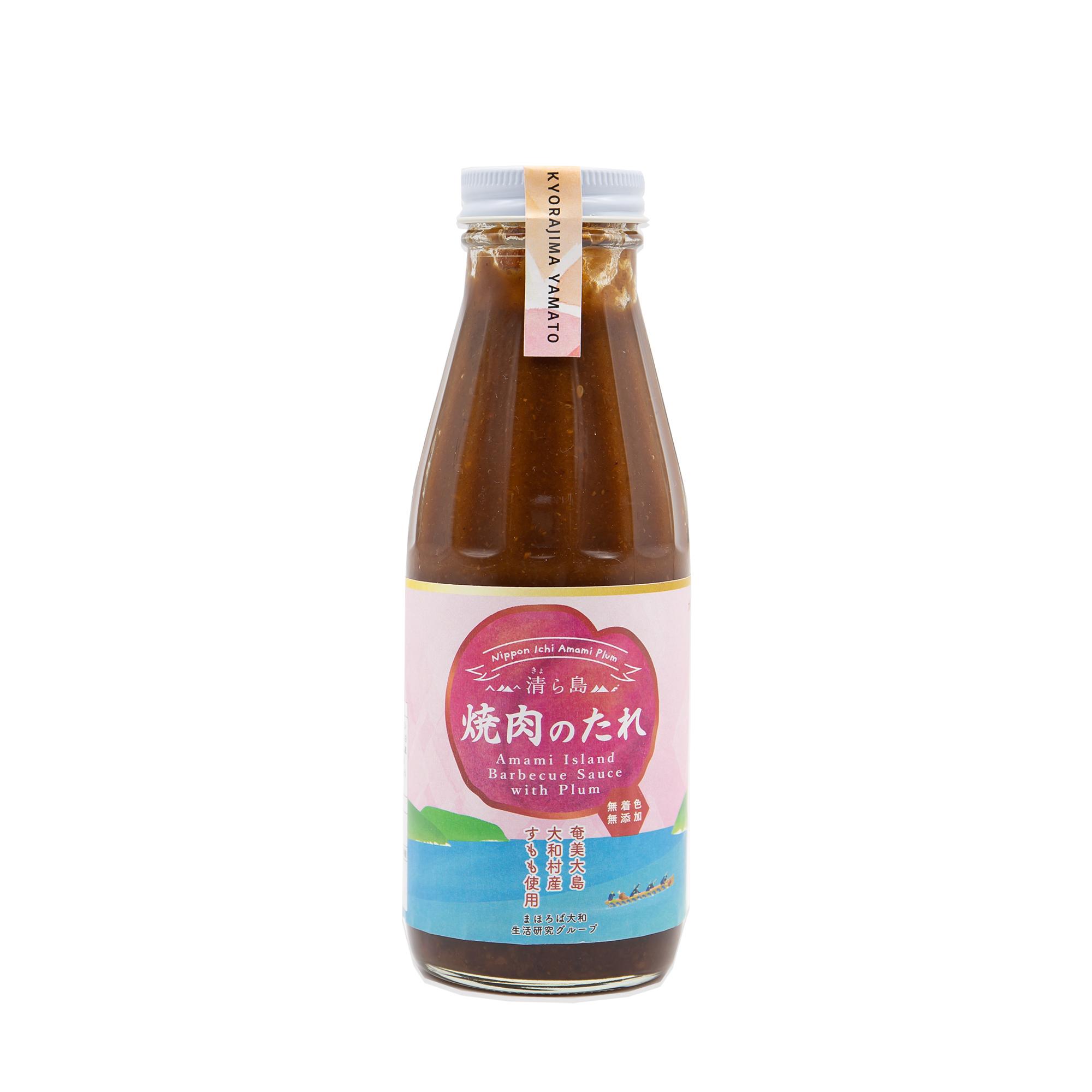 奄美大島 すもも果肉使用 | 焼肉のたれ