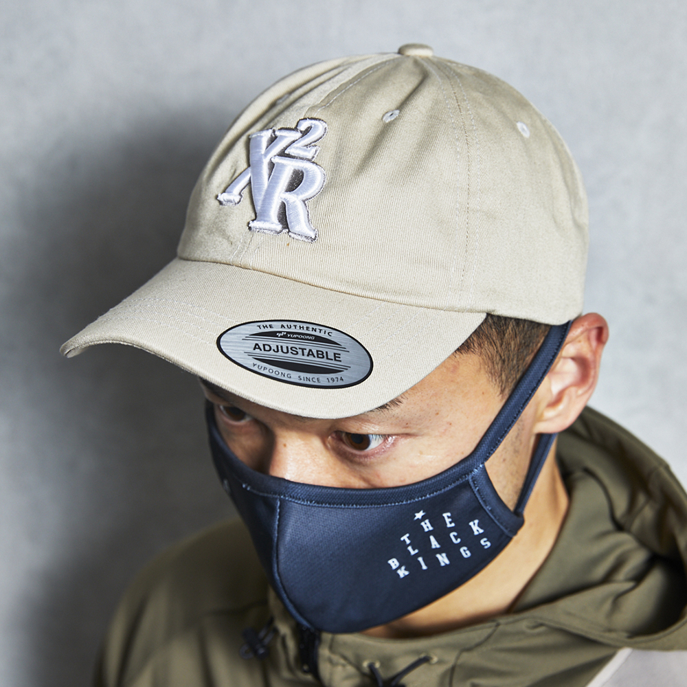 XAIREX 3D LOGO CAP(DARK GRAY)