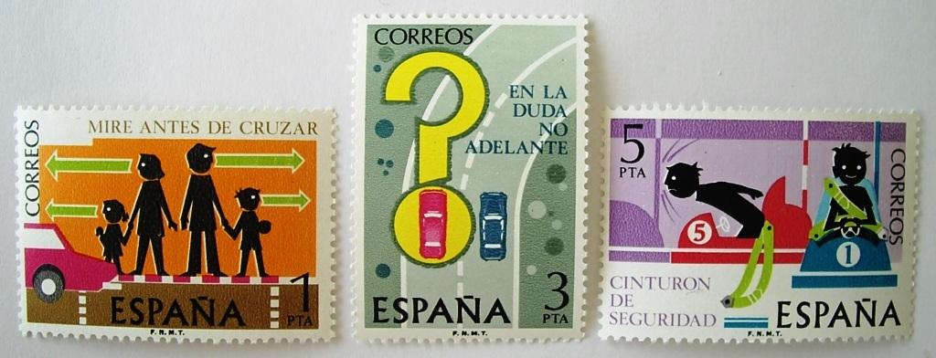 交通安全 / スペイン 1976