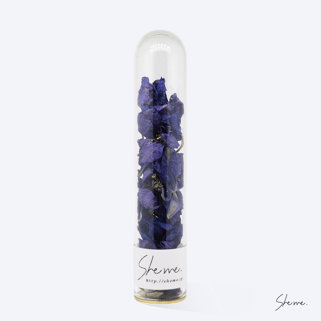 No.DFGB01《デルフィニウム ブルー》