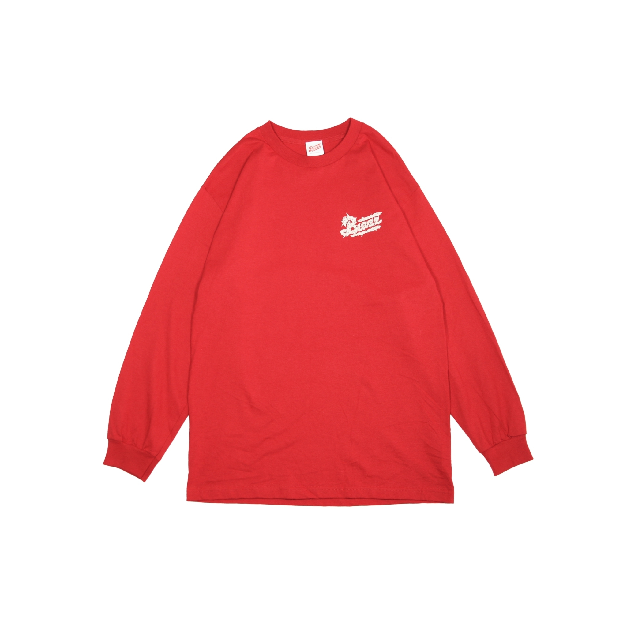 FLOWER by ATOMONE L/S TEE [RED]