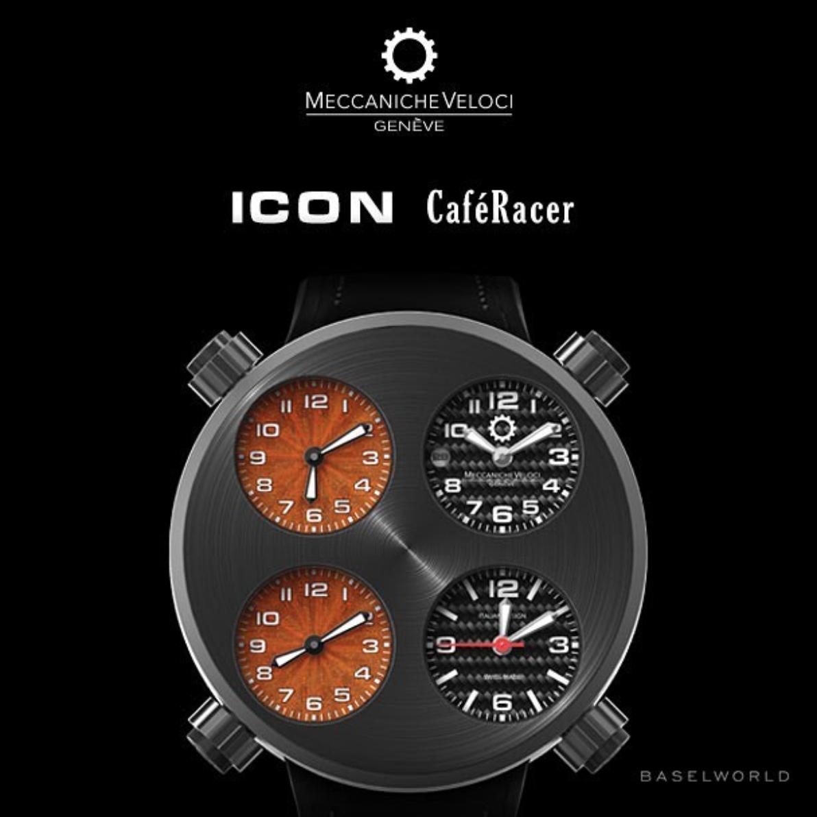 【MECCANICHE VELOCI メカニケ・ヴェローチ】ICON CaféRacer アイコン カフェレーサー/正規輸入品