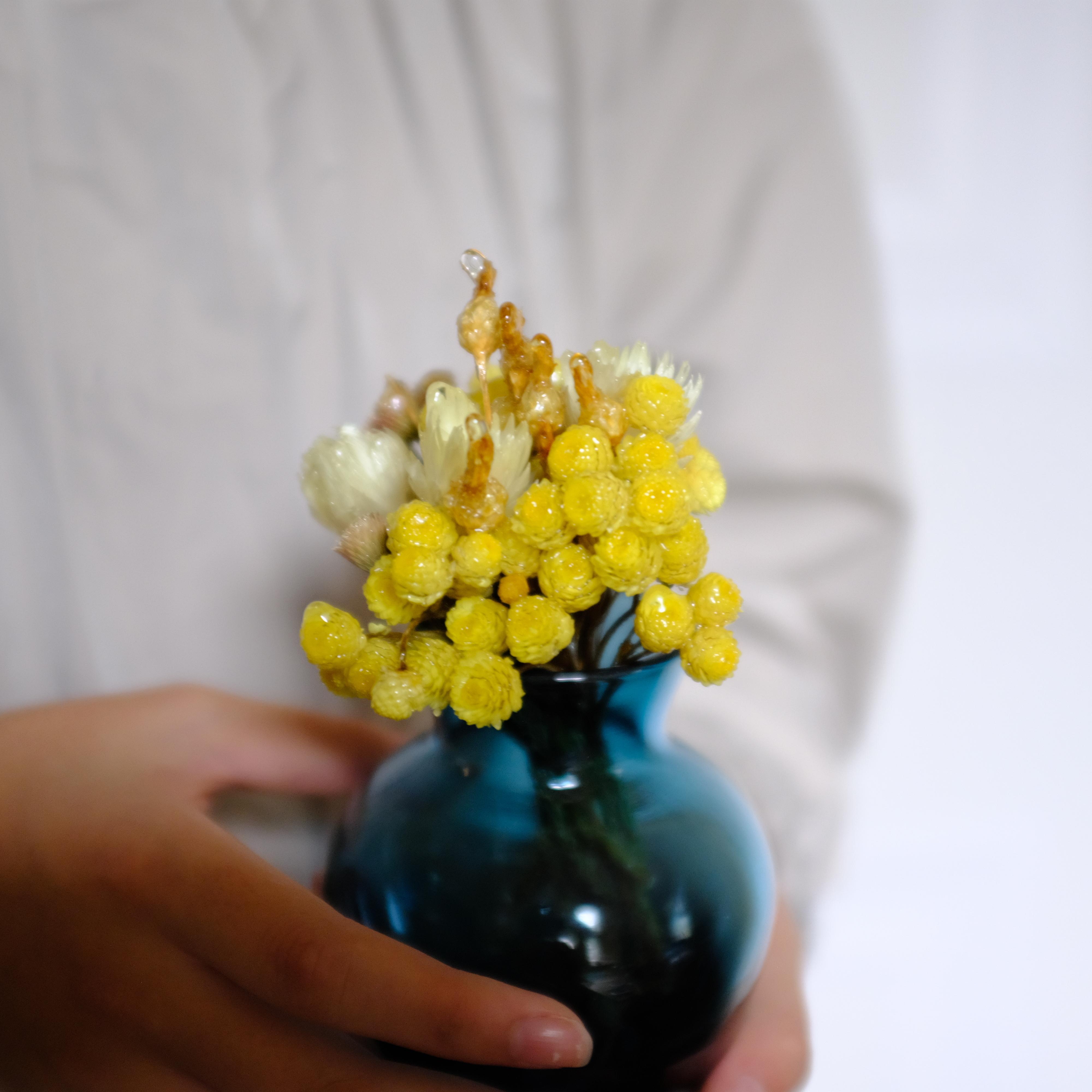 tsuyabana dried flower 花束 4
