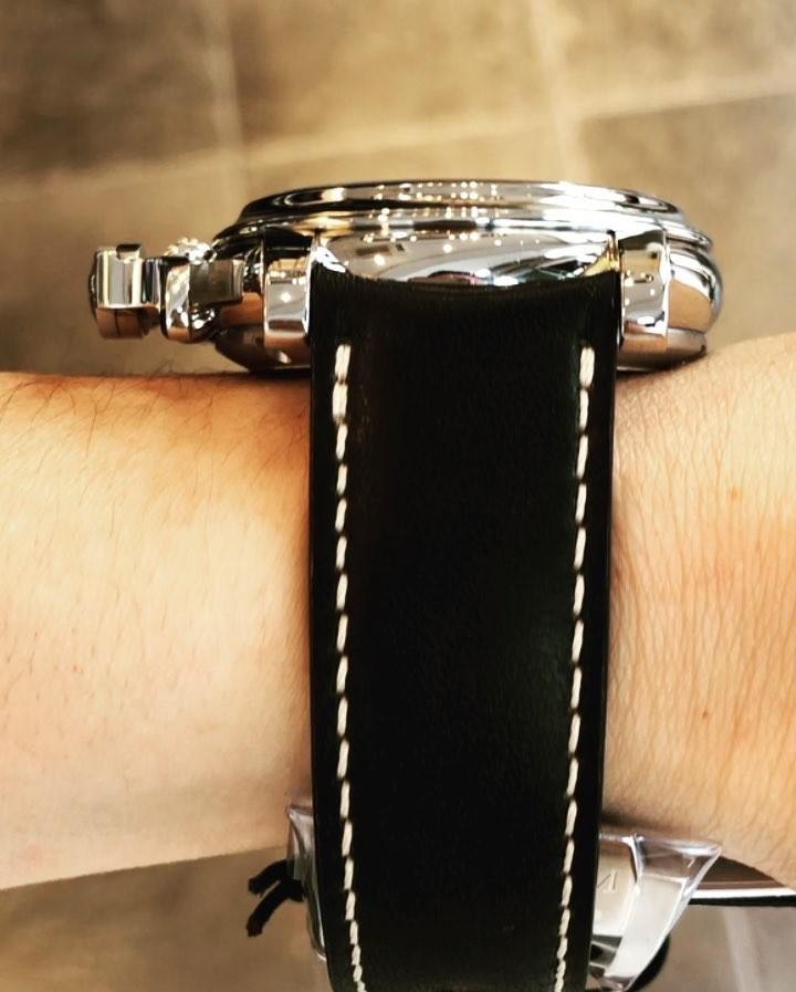 【GRAHAM グラハム】Chronofighter Vintage Nose Art Ltd クロノファイターヴィンテージ ノーズアート『Lucia ルシア』世界限定100本/国内正規品 腕時計